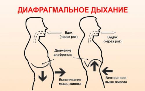 Диафрагмальное дыхание по Бубновскому. Лечение гипертонии методом Бубновского
