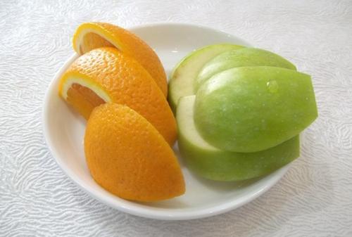 Утка с яблоками и апельсинами в рукаве в духовке. Пошаговый рецепт