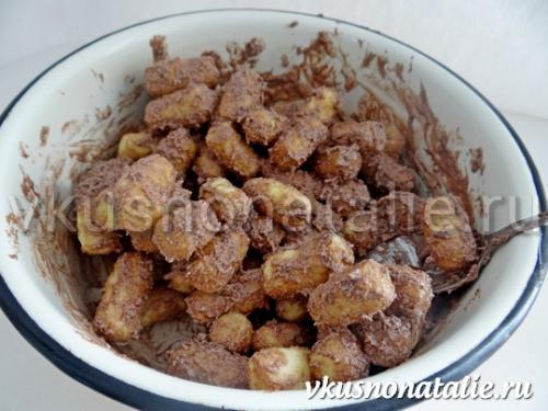Десерты из кукурузных палочек рецепт. Рецепт торта из кукурузных палочек — самый популярный торт из детства