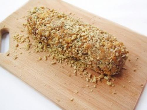 Десерт из кукурузных палочек и сгущенки. Десерт из кукурузных палочек со сгущенкой и