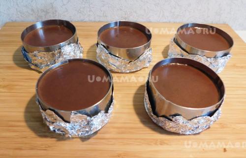 ШОКОЛАДНО-КОКОСОВЫЙ Торт без выпечки. Шоколадно-кокосовый торт без выпечки