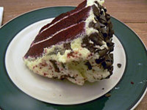 Что такое состав торта Красный бархат. Красный бархатный торт