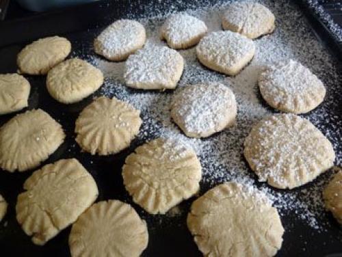 Печенье без молочных продуктов. Вкусное печенье без молока и яиц