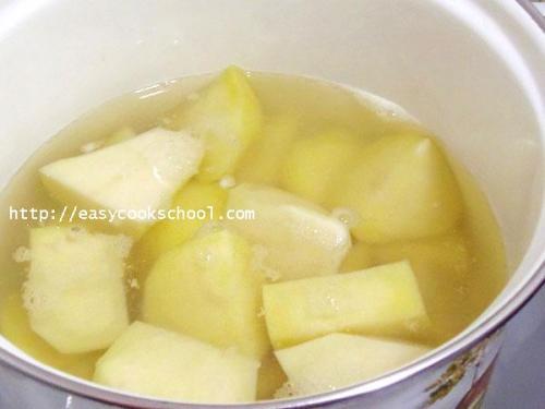 Кыстыбый с картошкой рецепт. Кыстыбый с картошкой по-татарски