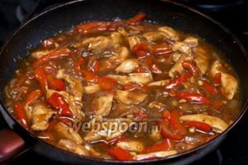 Курица по-тайски в мультиварке. Как приготовить блюдо пошагово с фото в домашних условиях