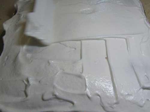Лимонный торт с белковым кремом. Приготовление торта с белковым кремом