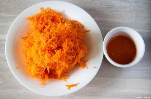Морковный торт простой рецепт. Морковный торт рецепт:
