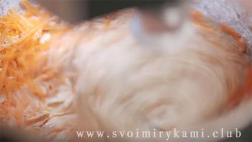 Морковный торт с сырным кремом. Как приготовить Морковный торт по классическому рецепту со сливочным сыром