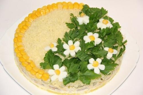 Топ 10 самых вкусных салатов с грибами. Топ-7 самых вкусных салатов с грибами