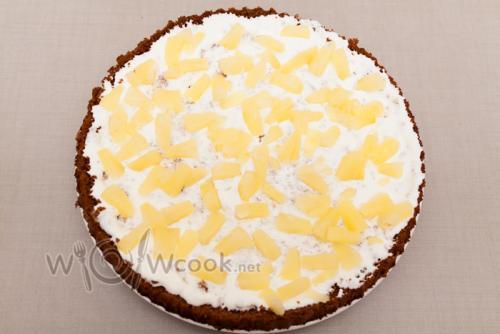 Торт Панчо. Торт «Панчо» с ананасами, пошаговый рецепт с фото