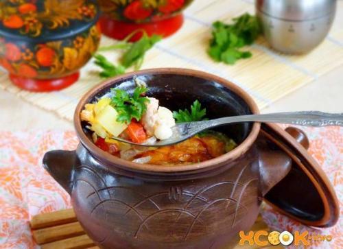 Жаркое в духовке температура. Рецепт 5: жаркое с овощами из свинины в горшочках (с фото)