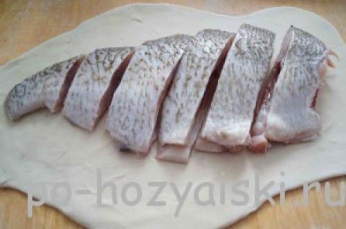 Рыба запеченная в тесте целиком. Речная рыба в тесте, запеченная в духовке
