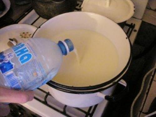 Твердый сыр с дырками в домашних условиях. Сыр с дырками в домашних условиях