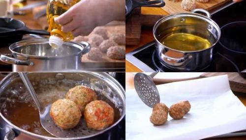 Митболы классический рецепт. Традиционные митболы: рецепт с фото