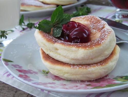 Японские панкейки-суфле рецепт. Японские панкейки-суфле (Japanese Souffle Pancakes)