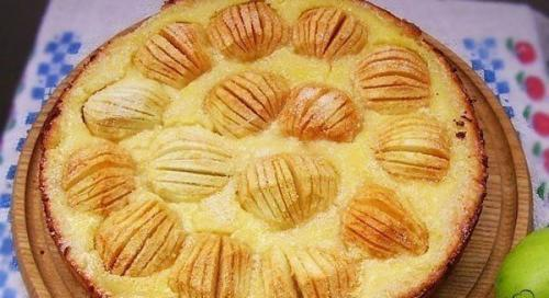 Обалденный яблочный пирог рецепт.