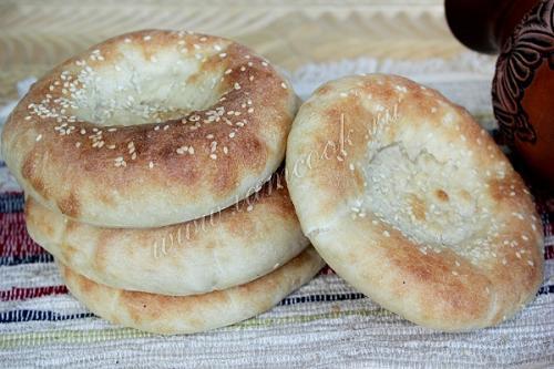 Лепешки узбекские в домашних условиях. Узбекские лепешки в духовке