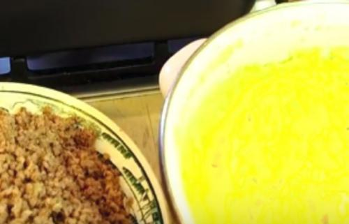 Картофельная запеканка с фаршем. Картофельная запеканка с мясным фаршем как в детском саду