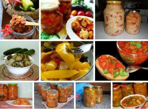 Салат на зиму обалденный. 10 вкуснейших салатов на зиму!