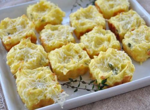 Как приготовить Картофельные маффины