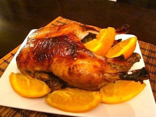 Утка с яблоками и апельсином. 2 вкуснейших рецепта: утка с яблоками и утка запеченная с апельсинами.