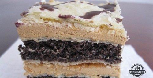 Торт домашний. Торт Богема и другие домашние торты.