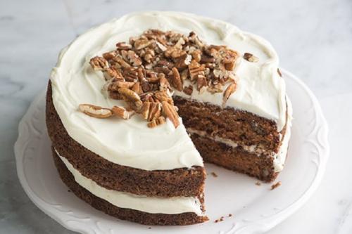 Рецепт морковного торта. Влажный морковный торт.