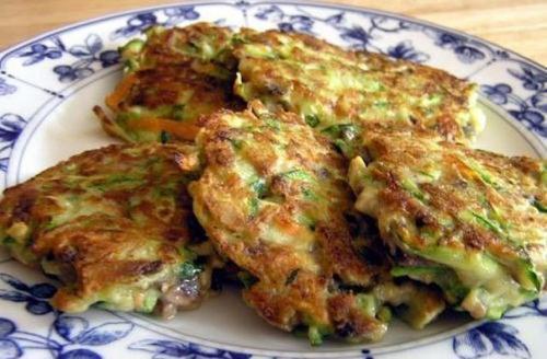 Рецепты из кабачков. 7 изумительных рецептов из кабачков!