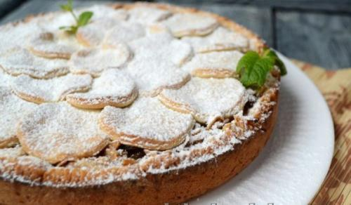 Берлинский яблочный пирог.