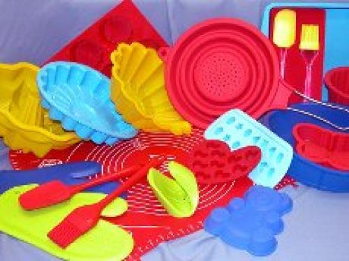 Силиконовые формы для выпечки, как пользоваться в духовке. 9 правил использования силиконовых формам для выпечки.