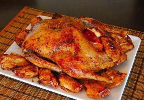 Утка с апельсинами и яблоками в духовке. 2 вкуснейших рецептов: утка с яблоками и утка запеченная с апельсинами.