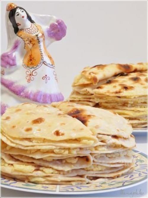 Кыстыбый - Это национальное татарское блюдо, и каждая Татарочка знает, как его приготовить.