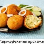 10 невероятно вкусных блюд из картофеля.