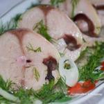 В таком маринаде скумбрия не уступает по вкусу красной рыбе.