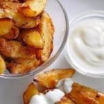 Самая вкусная картошка в духовке?
