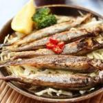 """Мойва в духовке: """"Кошачья"""" рыбка может стать деликатесом, если её правильно приготовить!"""