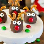 5 новогодних десертов, которые порадуют ваших детей.