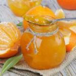 Рецепт апельсинового джема.