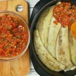 Рыба в томатном соусе.