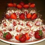 Домашние торты - 6 рецептов.