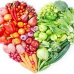 Топ - 9 полезных для сердца продуктов.