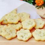 Картофельное печенье.  Ингредиенты: