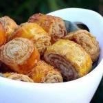 Назук - армянская выпечка.