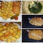 Картофель к праздничному столу - быстро, вкусно, красиво?