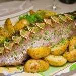Рыба в духовке: топ - 9 быстрых рецептиков.