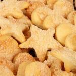 Простое, дешевое, постное, вкусное печенье из песочного теста на растительном масле.