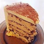 """Торт """"Кофе с Шоколадом"""" (без духовки)."""
