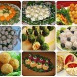 9 оригинальных и вкусных закусок.