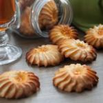 """Печенье """"Курабье"""".  Эти вкусные печенюшки можно легко приготовить всего за 20 минут!"""