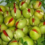 Мы заготавливаем зеленые помидорчики - много рецептов для вас?